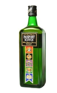 Виски Passport Scotch 0.5 л