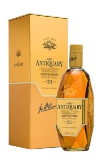 Виски The Antiquary 21 Y.O. 0.7 л