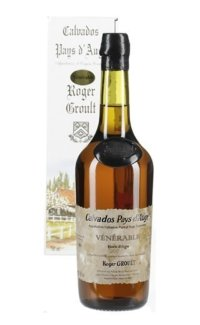 Кальвадос Roger Groult Calvados Venerable Pays dAuge AOC 0.7 л