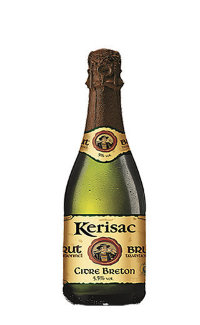 Сидр Kerisac Breton Brut Traditionnel 0.25 л