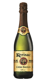 Сидр Kerisac Breton Brut Traditionnel 0.75 л