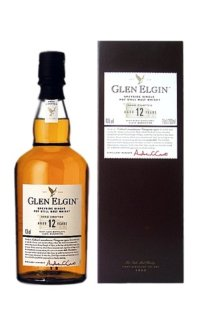 Виски Glen Elgin Aged 12 Years 0.75 л