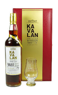 Виски Kavalan Solist Sherry Cask Single Cask Strength 0.7 л