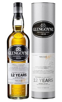 Виски Glengoyne 12 Years Old 0.7 л