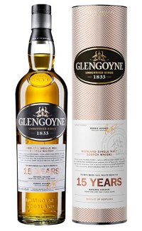 Виски Glengoyne 15 Years Old 0.7 л
