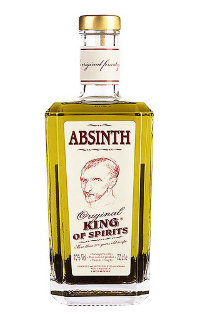 Абсент Absinth King of Spirits Original 0.7 л