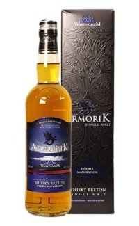 Виски Armorik Double Matured 0.7 л