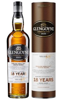 Виски Glengoyne 18 Years Old 0.7 л