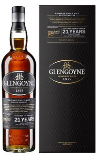 Виски Glengoyne 21 Years Old 0.7 л