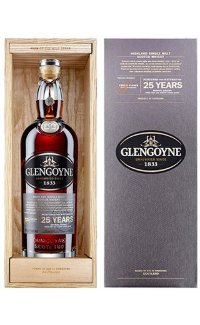 Виски Glengoyne 25 Years Old 0.7 л