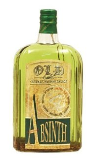 Абсент Absinth Old Tradition 0.35 л