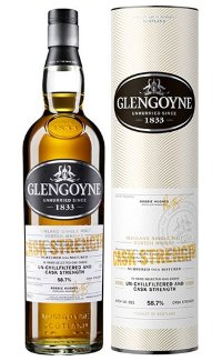 Виски Glengoyne Cask Strength 0.7 л