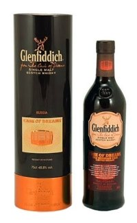Виски Glenfiddich Cask of Dreams Russian Cask Edition 0.75 л