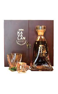 Виски Kavalan Solist Amontillado Sherry Single Cask Strength 0.95 л