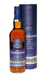 Виски Glendronach 18 years Allardice 0.7 л