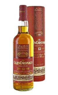 Виски Glendronach 12 years Original 0.7 л