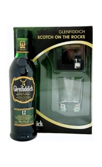 Виски Glenfiddich Malt Scotch Whisky 12 Y.O. 0.75 л
