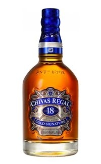 Виски Chivas Regal 18 Y.O. 0.5 л