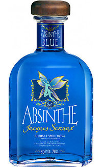 Абсент Jacques Senaux Blue 0.7 л