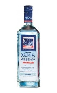 Абсент Xenta Distilled 0.7 л