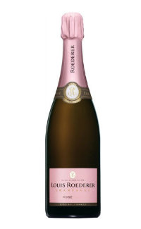 Шампанское Louis Guerlet Rose Brut 0.75 л