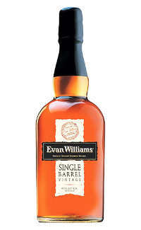 Виски Evan Williams Single Barrel Vintage 2008 0.75 л