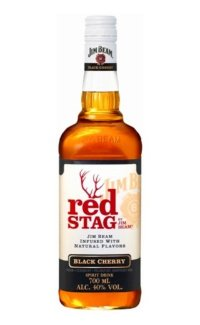 Виски Jim Beam Red Stag Black Cherry 0.7 л