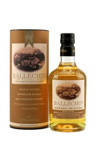 Виски Ballechin #6 Bourbon Cask Matured 0.7 л