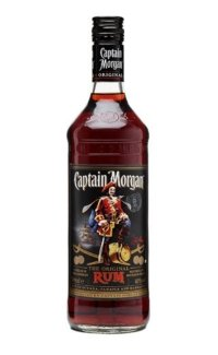 Ром Captain Morgan Black Label 0.7 л