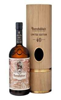 Виски Bunnahabhain Aged 40 Years Limited Edition 0.7 л