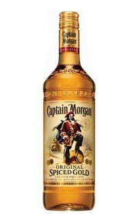 Ром Captain Morgan Spiced Gold 0.7 л