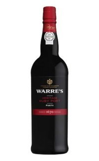 Портвейн Warre's Heritage Ruby Port 0.75 л