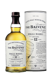 Виски Balvenie Single Barrel 12 Y.O.First Fill 0.7 л