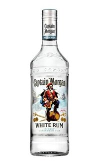 Ром Captain Morgan White 1 л