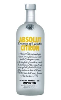 Водка Absolut Citron 0.7 л