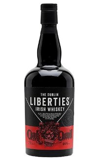 Виски Dublin Liberties Oak Devil 0.7 л