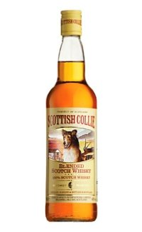 Виски Scottish Collie Blended 0.7 л