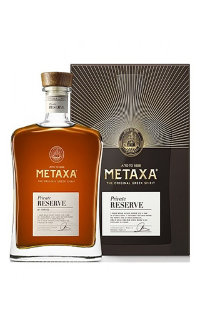 Бренди Metaxa Private Reserve 0.7 л