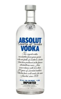 Водка Absolut Vodka 0.7 л