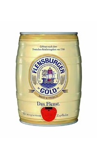 Пиво Flensburger Gold 5 л