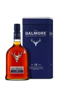 Виски Dalmore 18 Years Old 0.7 л