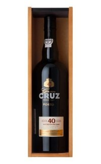 Портвейн Porto Cruz 40 Years Old 0.75 л