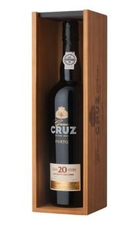 Портвейн Porto Gran Cruz 20 Years Old 0.75 л