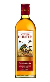 Виски Scottish Hunter 0.5 л