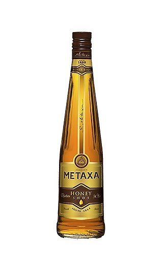Бренди Metaxa Honey Shot 0.7 л