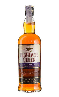 Виски Highland Queen Sherry Finish 3 Years Old 0.7 л