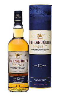 Виски Highland Queen Majesty 12 Years Old 0.7 л