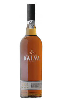 Портвейн Dalva Dry White Porto 10 Years 0.75 л