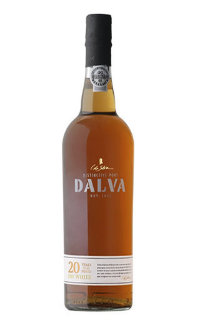 Портвейн Dalva Dry White Porto 20 Years 0.75 л