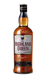 Виски Highland Queen 3 Years Old 1 л